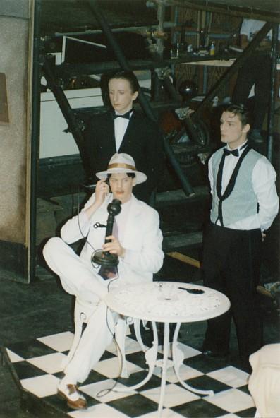 Bugsy Malone - 1990