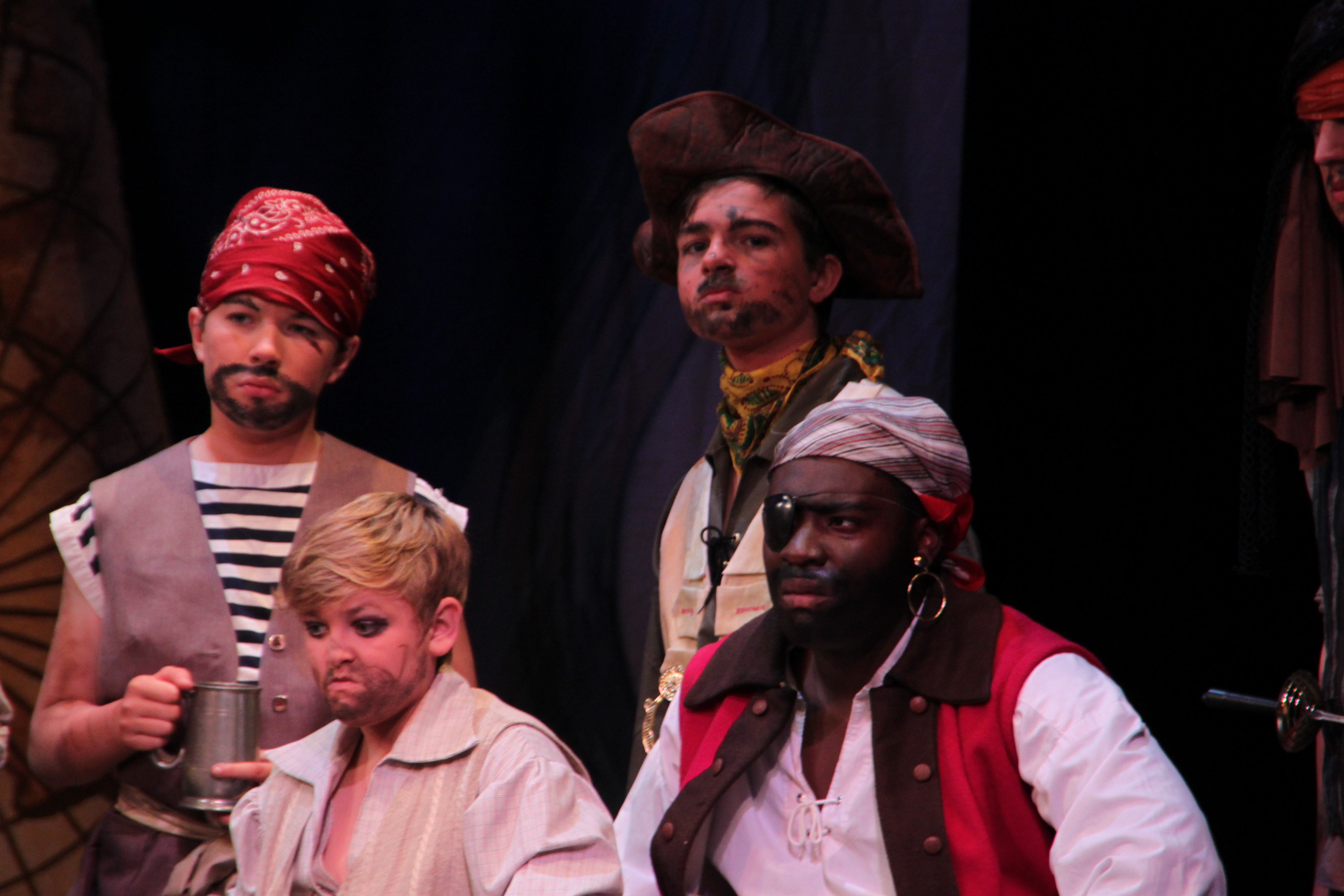 Pirates of Penzance - 2012