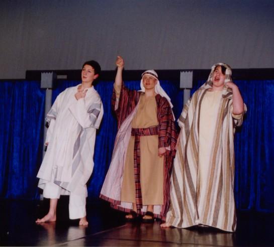 Rock Nativity - 2002