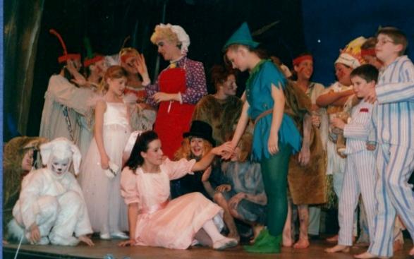 Peter Pan - 1990