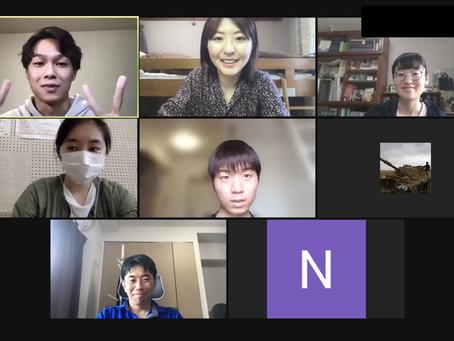 第十八回:2021年05月25日(火、昼休み)実施「劇ユニさんを連れてきた。」第5回(ゲスト:石山真也さん)