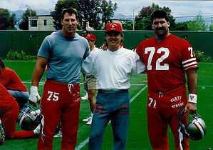 Jeet Kune Do instructor Chris Kent working as sports consultant for San Francisco 49ers football team