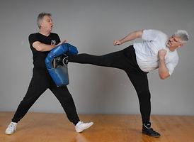 Chris Kent Jeet Kune Do training center