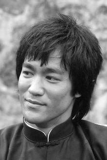 Bruce Lee headshot image
