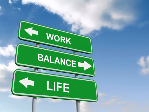 How are you balancing life?