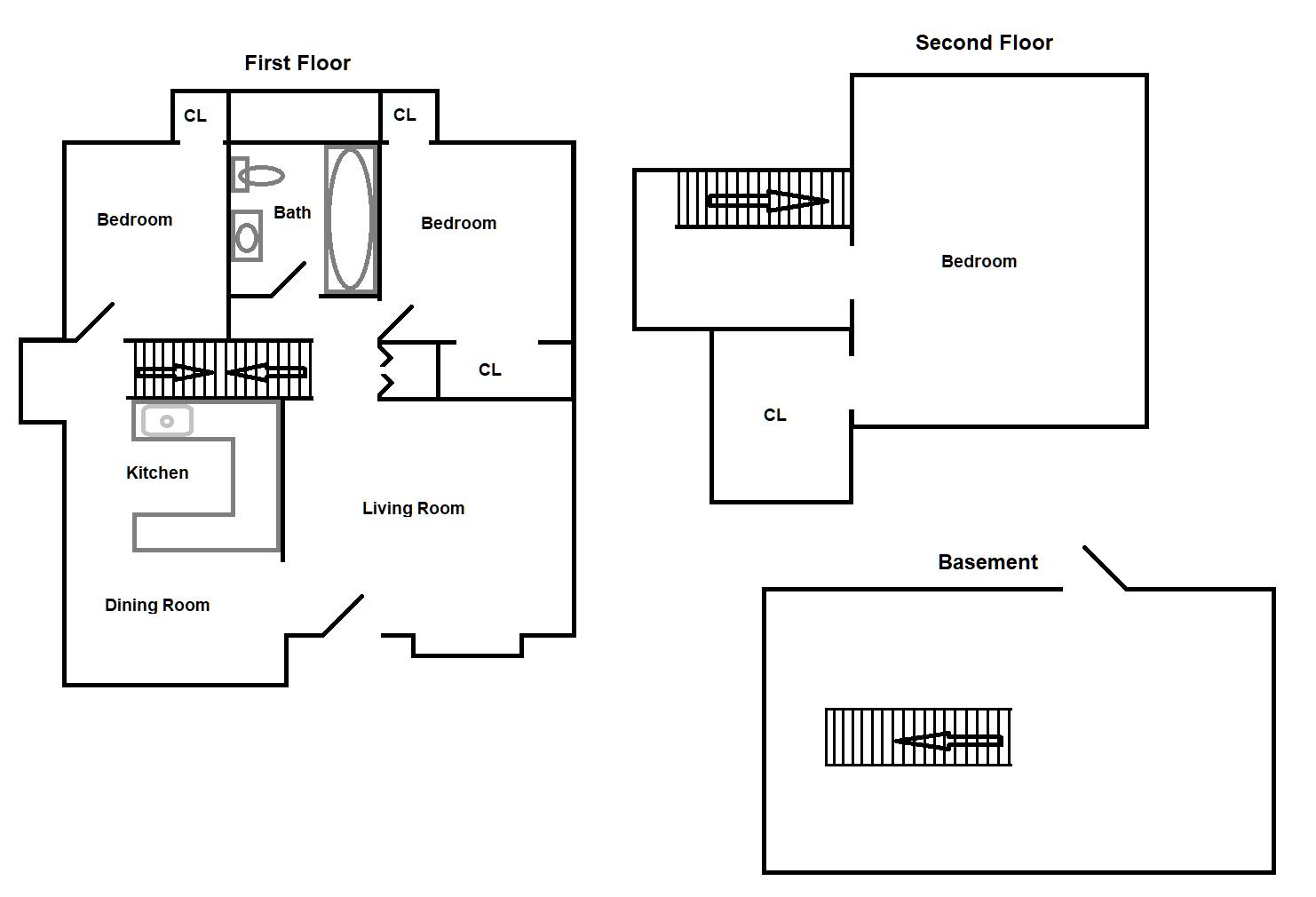 Chehalis Floorplan