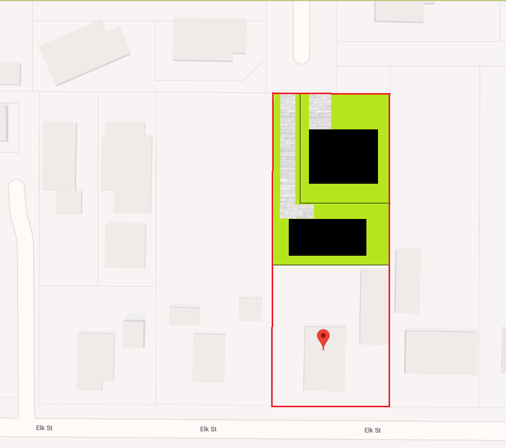 Proposed Lot Flagging - Copy