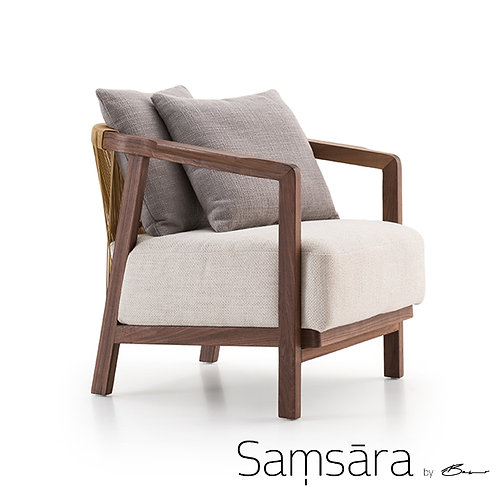 Banyan Designer Lounge Chair