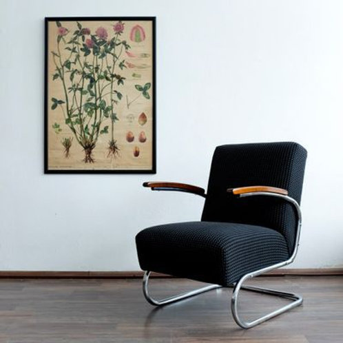 Maria Lange Cantilever Lounge Chair