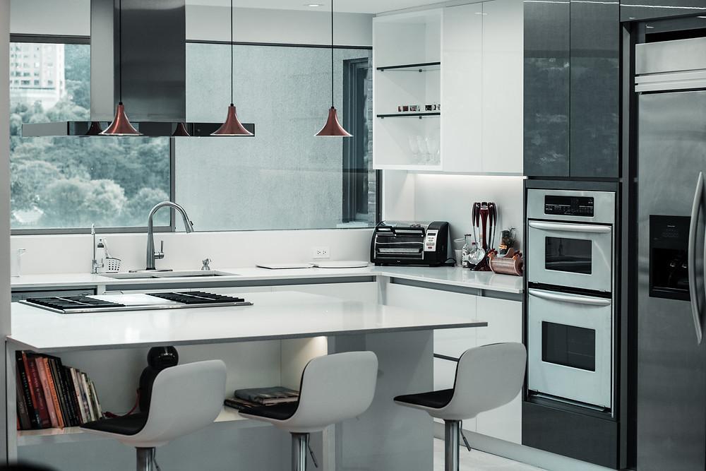 Costo para remodelar una cocina MIC Multiservicios