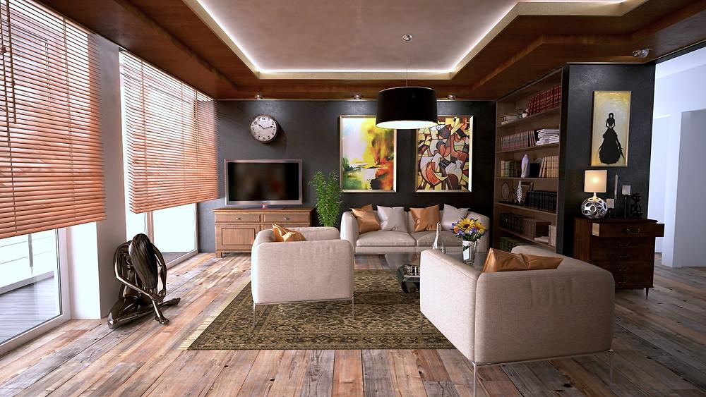 Confort y Calidez para casa de lujo MIC Multiservicios