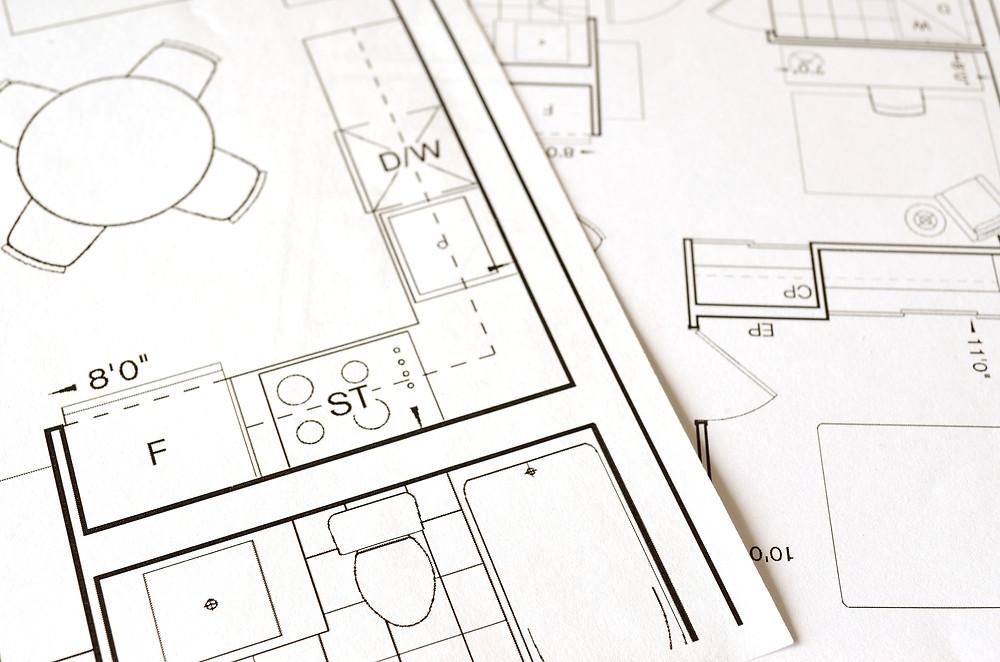 Planos arquitectonicos MIC multiservicios