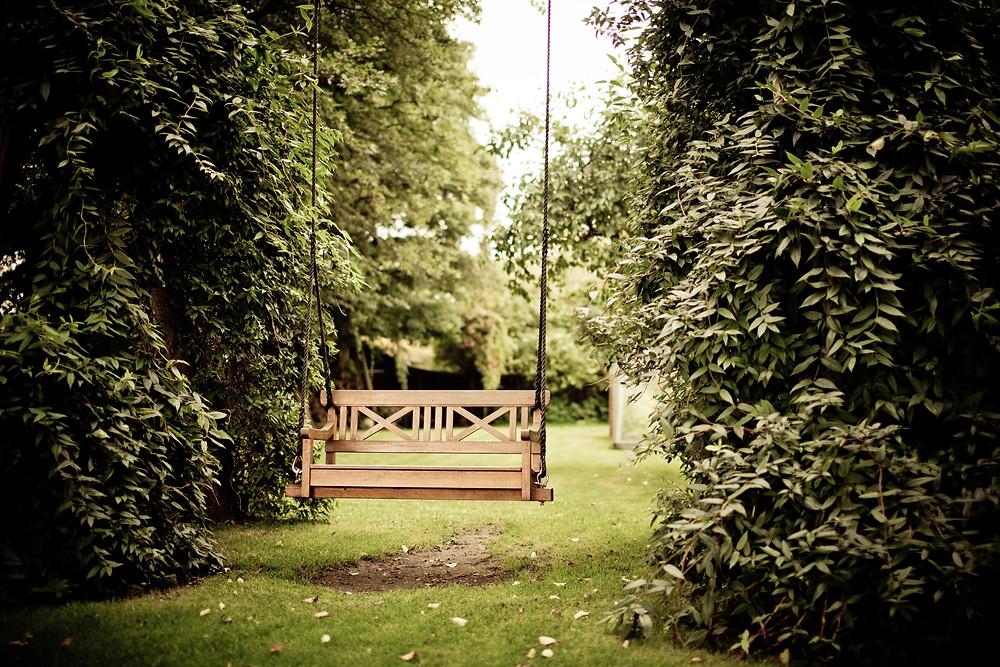 Jardin minimalista MIC Multiservicios