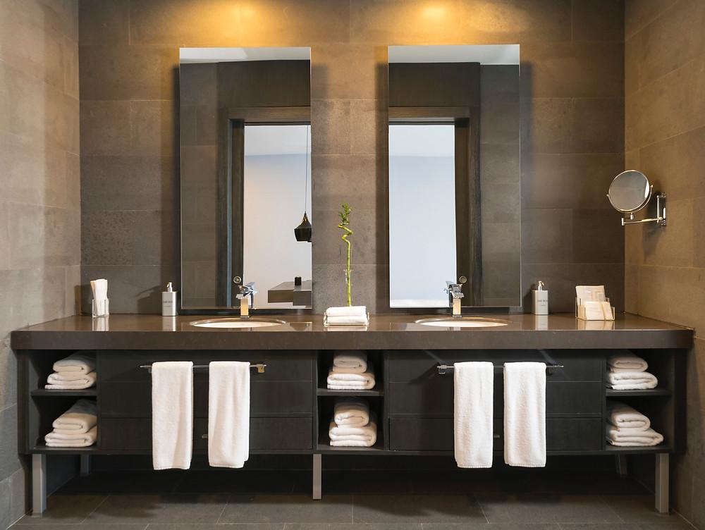 Espejos para baño MIC Multiservicios