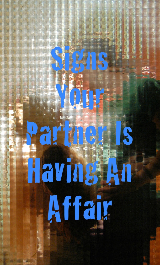 Common Signs Your Partner is Having an Affair