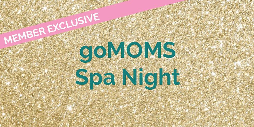 goMOMS Spa Night