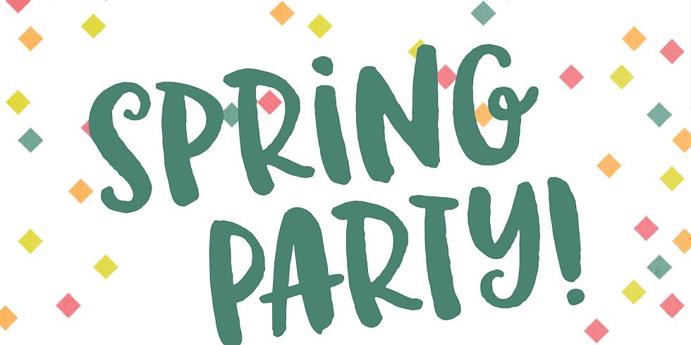 goMOMS Spring Party