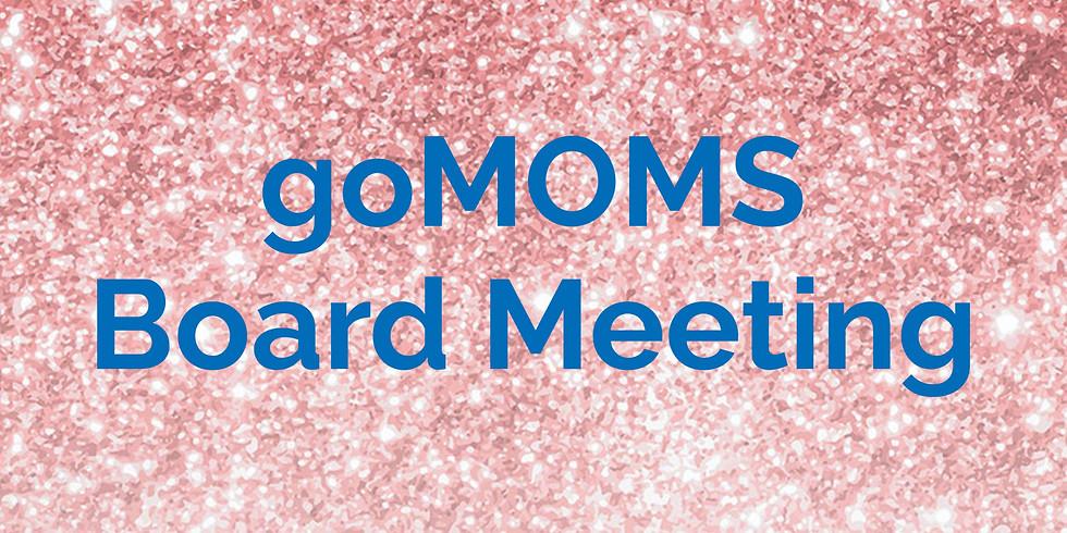 goMOMS Board Meeting
