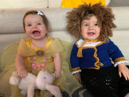 Coordinating Halloween Costume Ideas from Moms of Multiples!