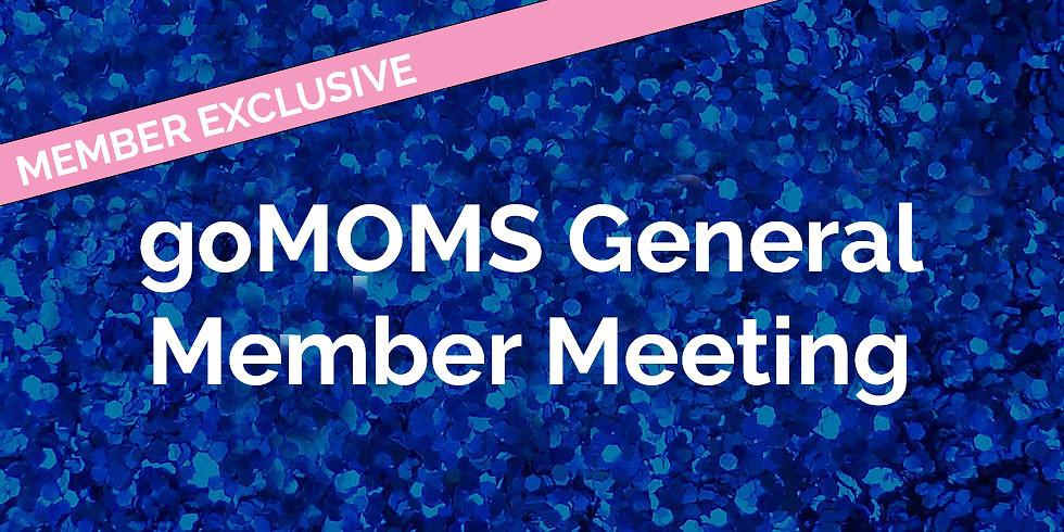 goMOMS In Person Meetup