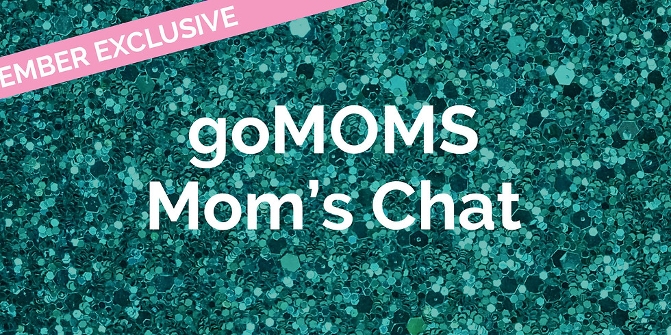 goMOMS Mom's Chat