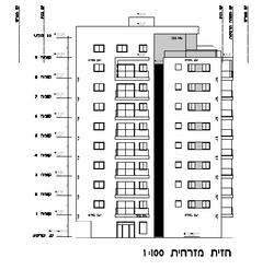 תכנון אקוסטי לבניין מורים - כרמי גת