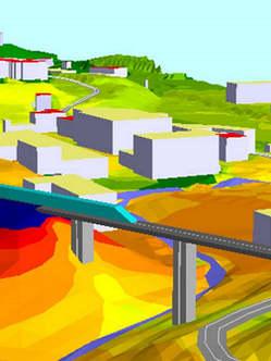 תכנון אקוסטי רכבות