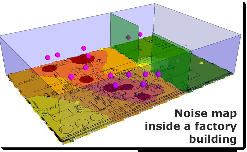 רעש מפעלים, הגות בעבודה