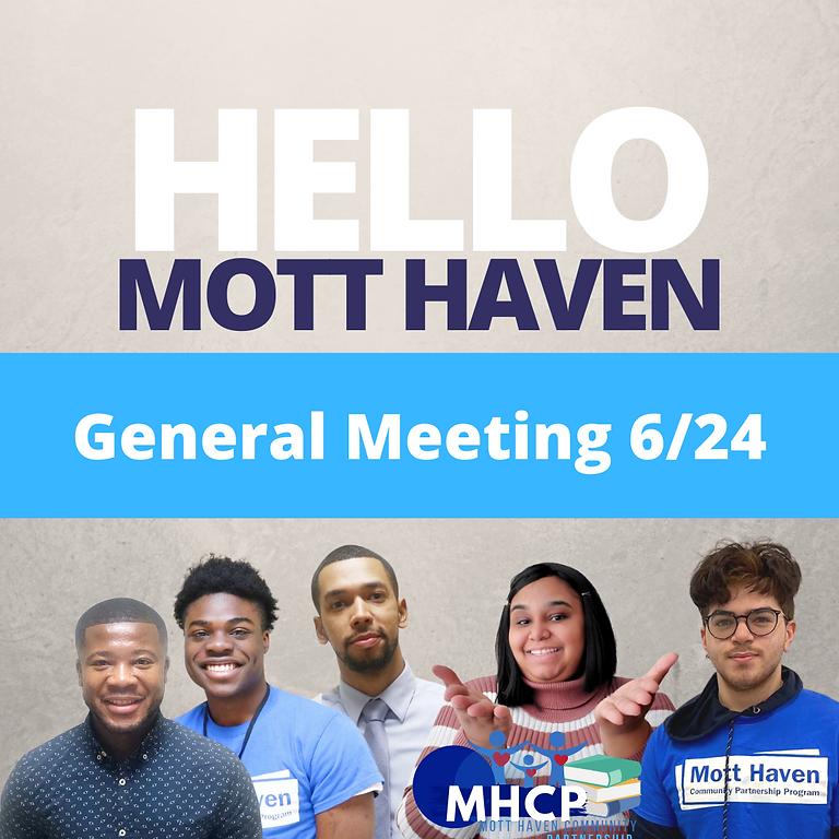 General Meeting 6/24