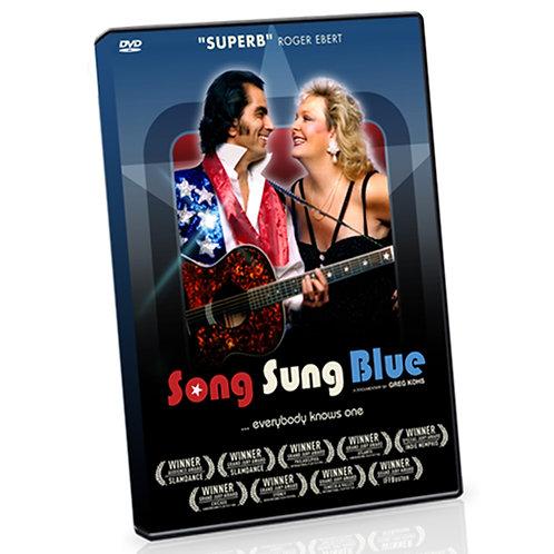 SONG SUNG BLUE DVD