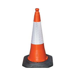 75cm Dominator™ Red/Orange Cone with Sealbrite™ Sleeve