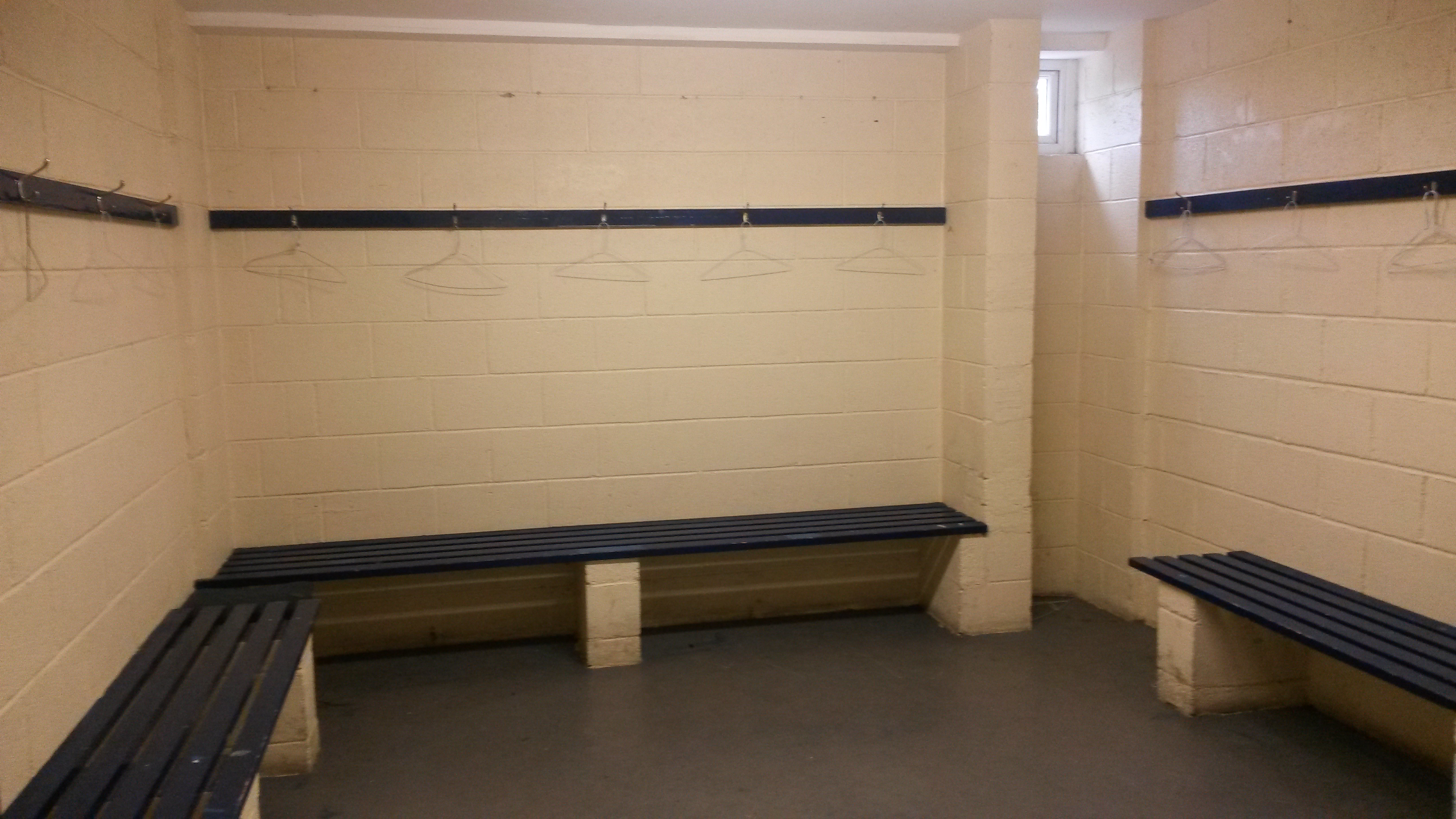 RUFC - Changing Room