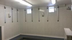 RUFC - Showers