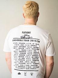 Fatoni, Merch,T-Shirt, Rapper, Berlin, Bester deutscher Rapper der Welt,