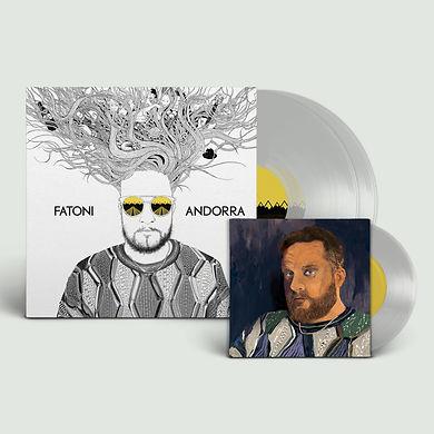 Andorra Fatoni Album 2019 Vinyl Edition