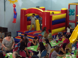 Inflable o brincolin