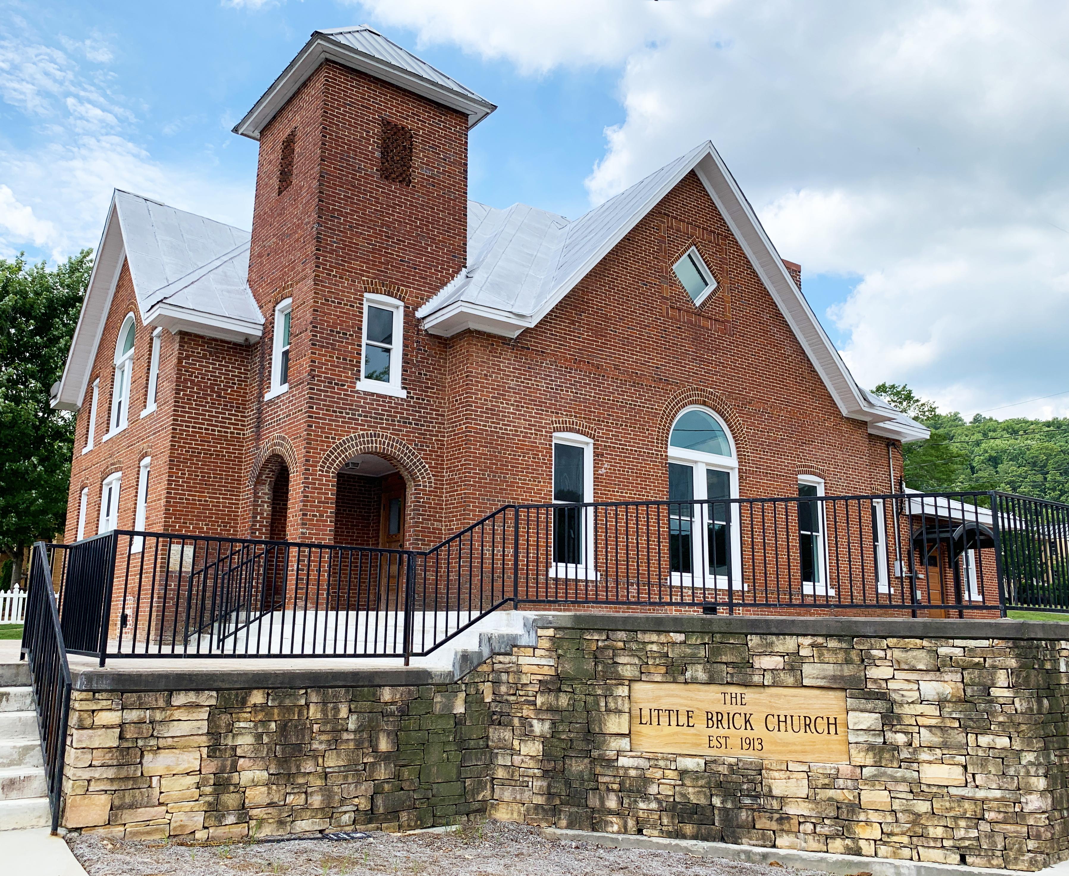 The Historic Little Brick Church