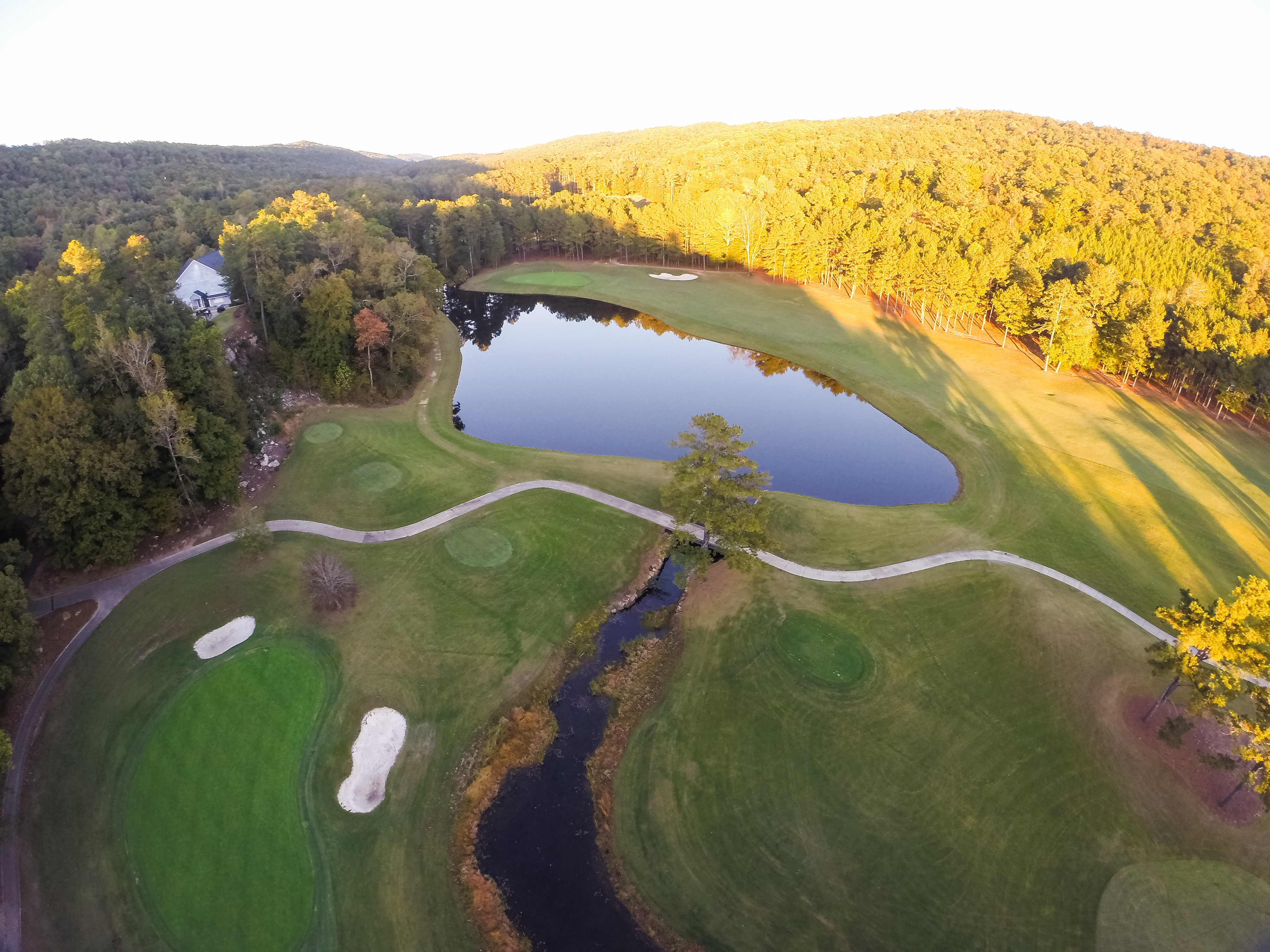 Limestone Springs Golf Course