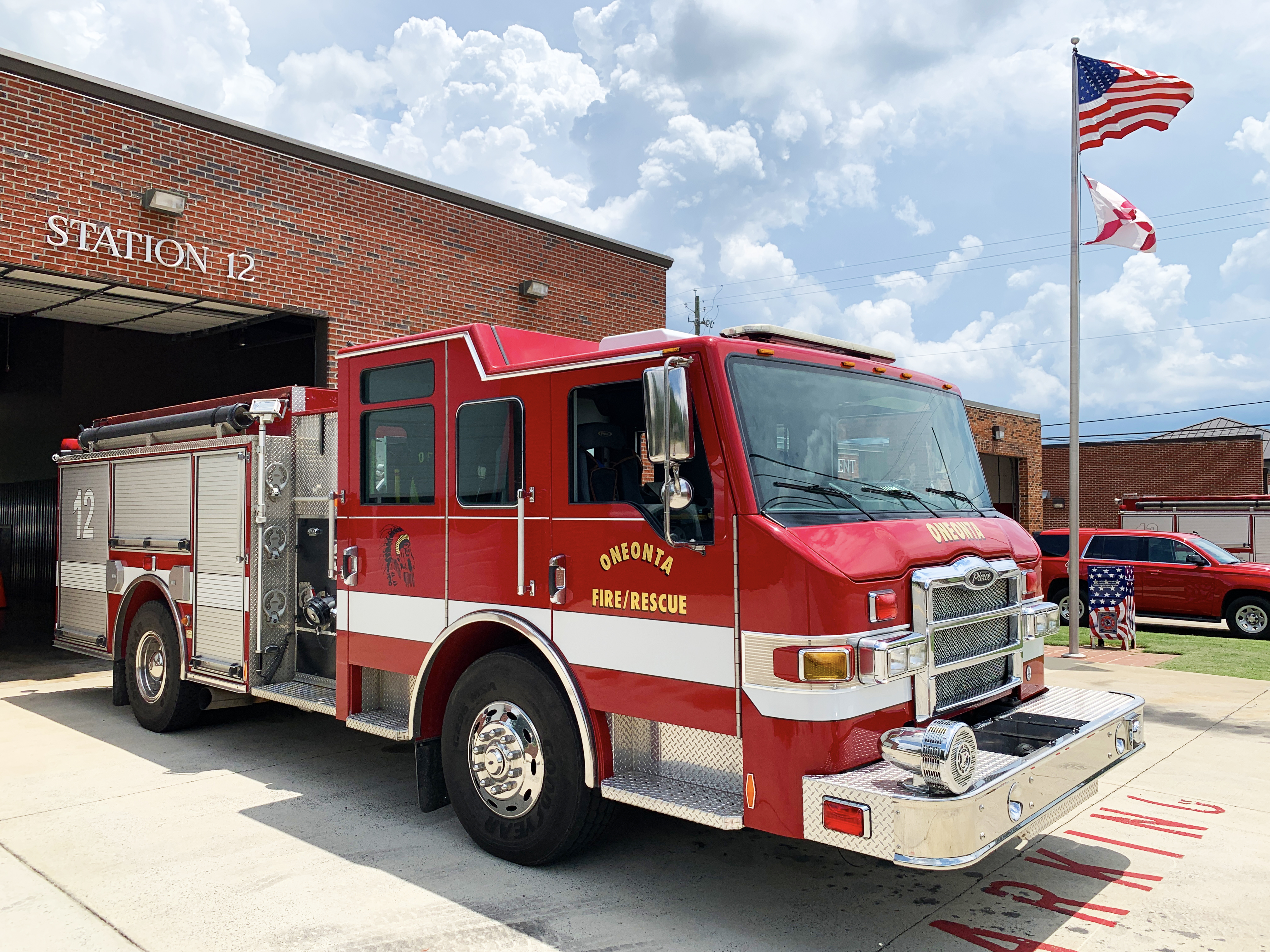 Oneonta Fire & Rescue Department