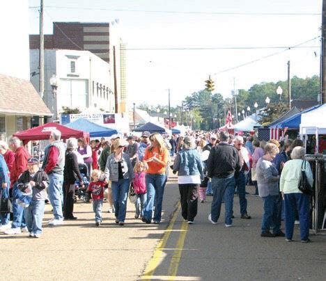 The Covered Bridge Festival