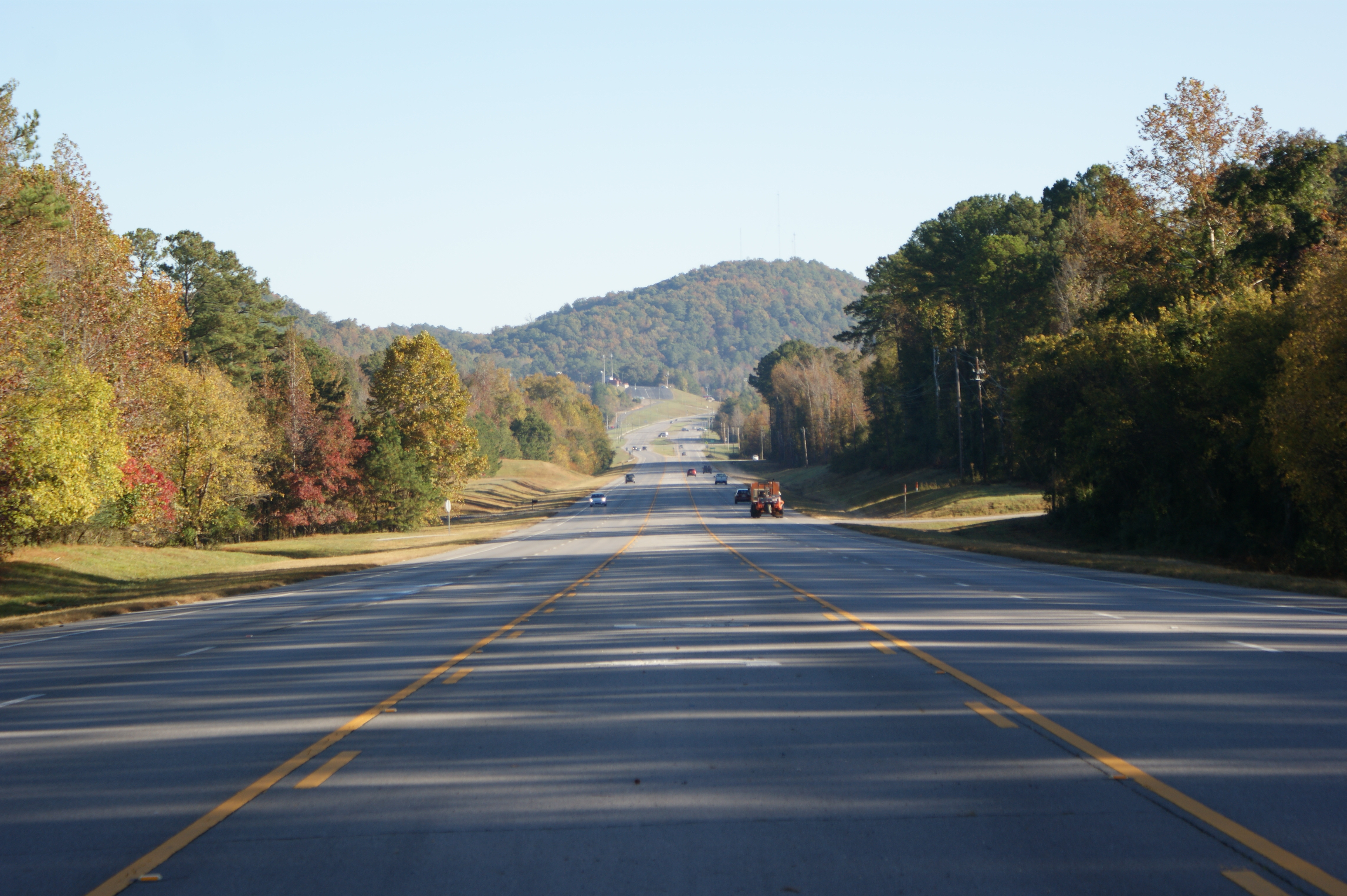 HWY 75 in Oneonta
