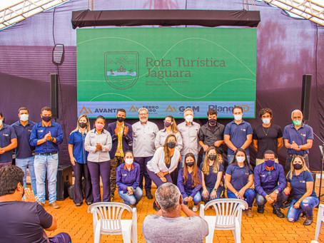 Lançamento do Projeto Rota Turística Jaguara