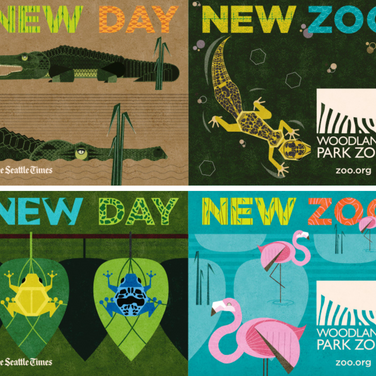 """Woodland Park Zoo """"Zoosic"""""""