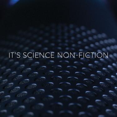 "Amazon Echo ""Science Non-Fiction"""