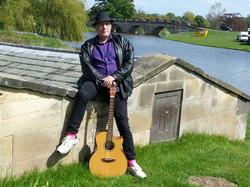 Phil at Kedleston Hall