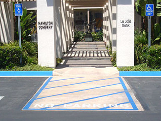 Avoid Accessibility Mistakes in Parking Areas with ADA Compliance