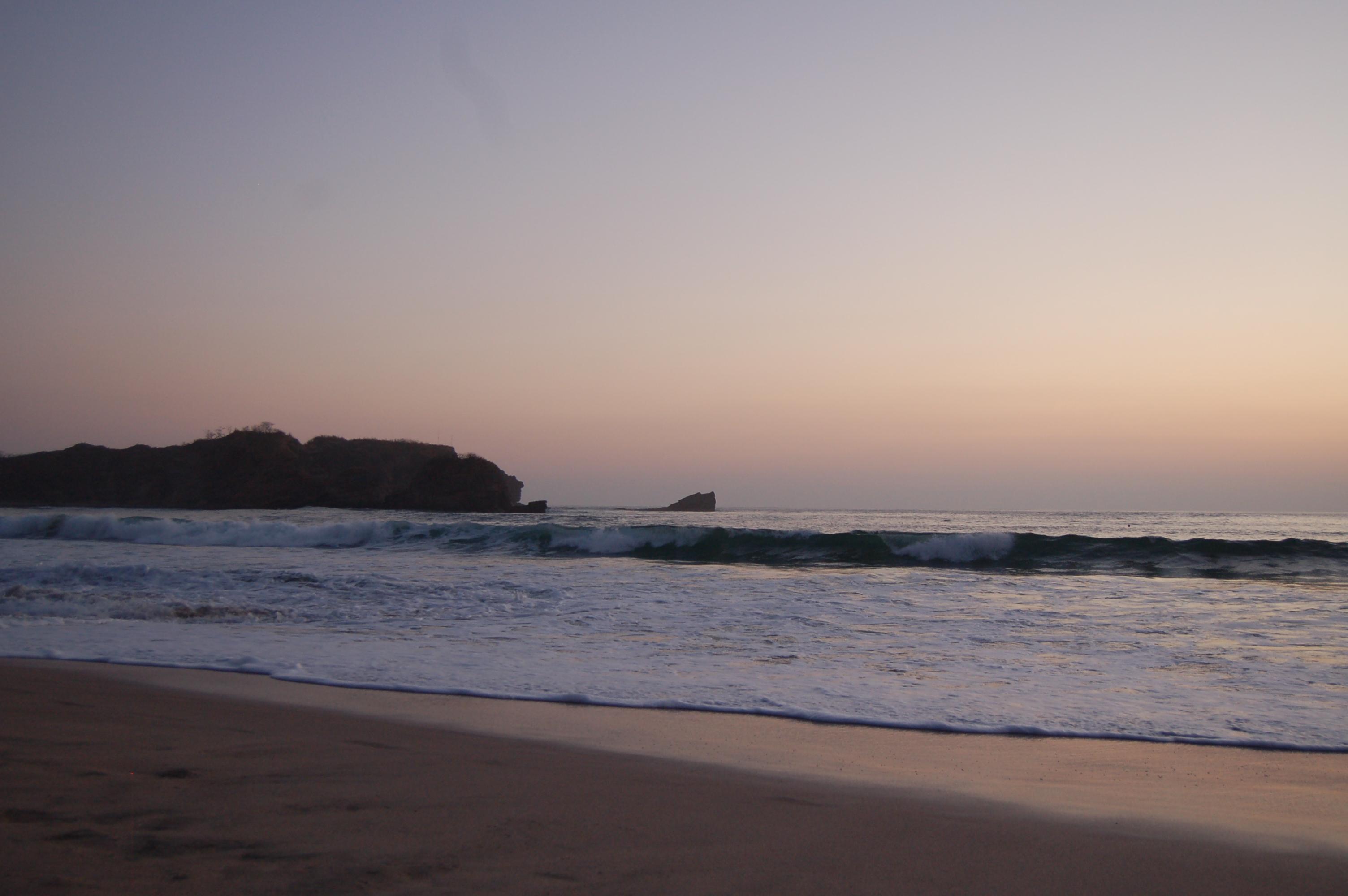 Playa Guiones, Costa Rica