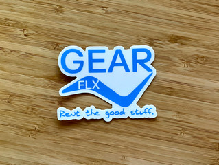 I never thought I'd write a post about a sticker company...