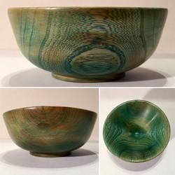 Green Elm Bowl