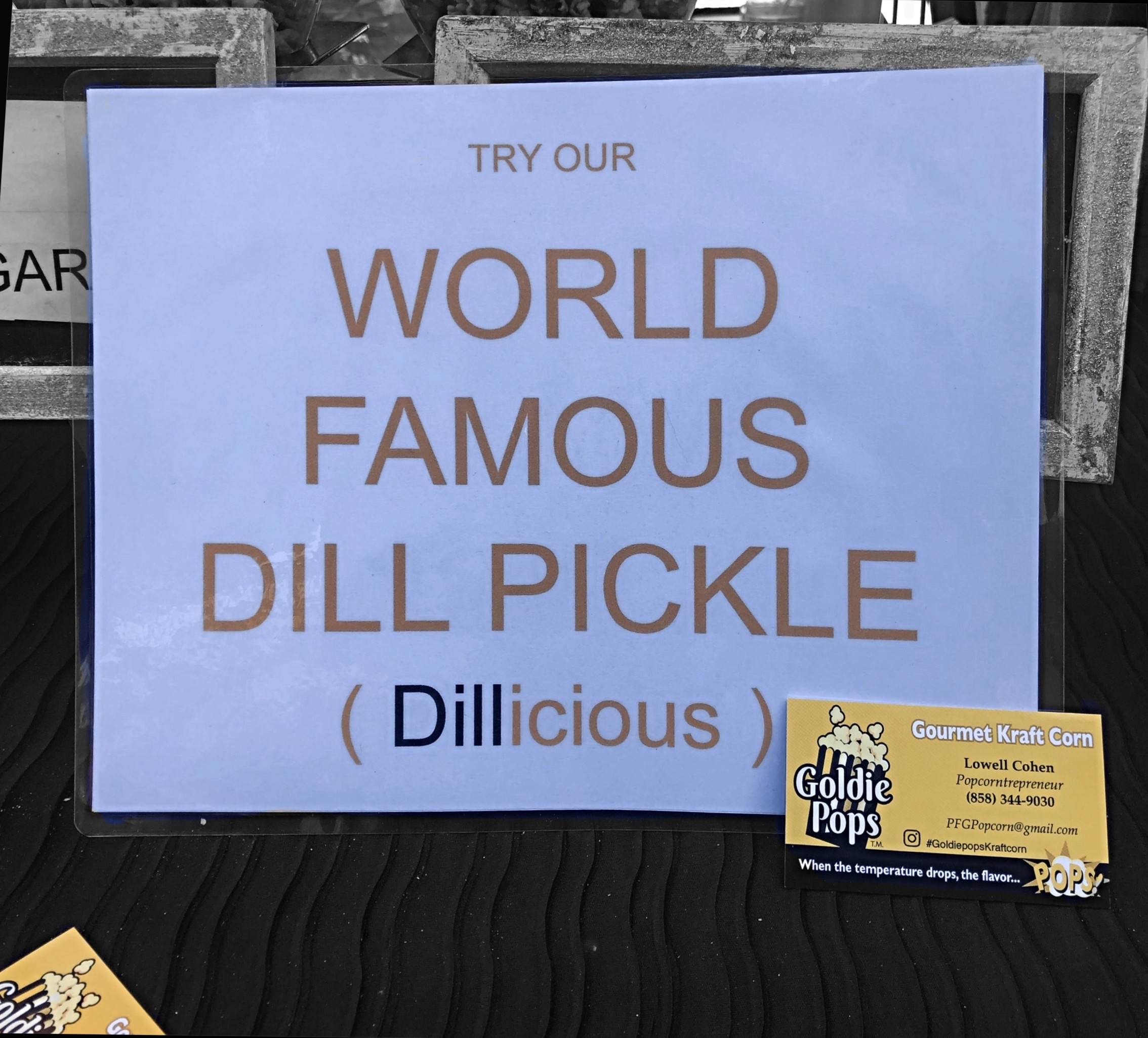 2nd dill famous